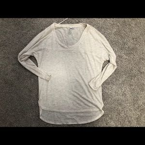 Women's small Cotton On creme colored top
